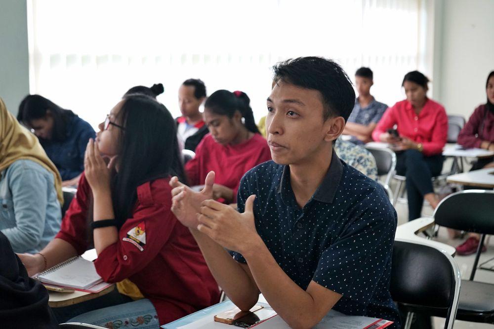 Desa Wisata Goes To Campus STIE BANK Yogyakarta