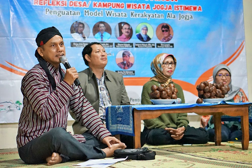 Dialog Akhir Tahun Desa Wisata: Sebuah Refleksi
