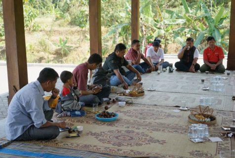 Halalbihalal Forkom Desa dan Kampung Wisata DIY 2019