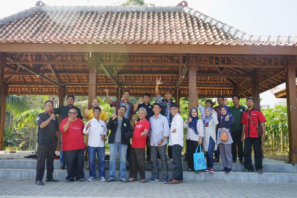 Halal Bihalal Forkom Desa dan Kampung Wisata DIY 2019