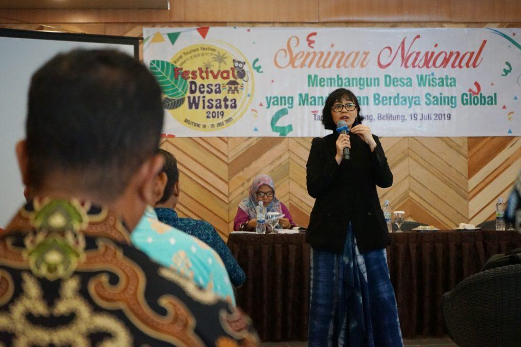 Festival Desa Wisata Belitung 2019