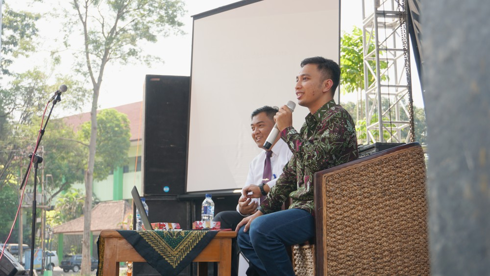 UNS Expo : Road To Digital Tourism
