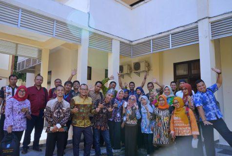 Pelatihan Tata Kelola Desa Wisata Untuk ASN se-Jawa Timur