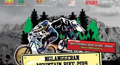 Nglanggeran Mountain Bike 2019