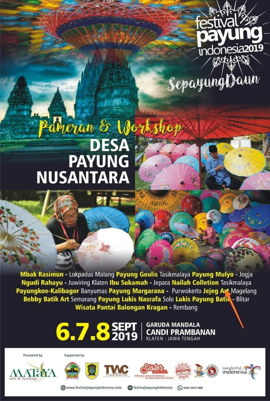 Festival Payung 2019