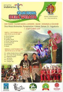 Gelar Pesona Desa Wisata Kabupaten Sleman